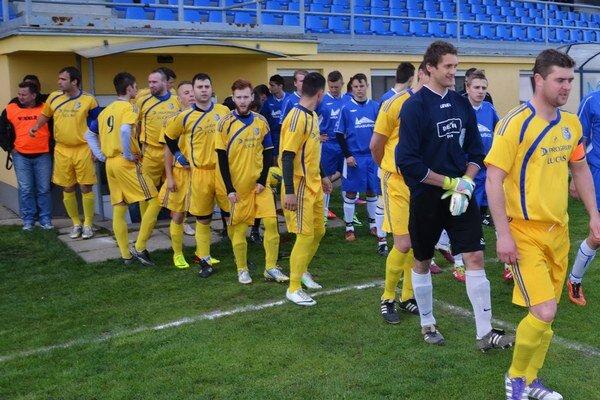 Smižany sú prvé. Jesennú časť majú futbalisti Slovana Smižany opäť výbornú. Na čele tabuľky majú trojbodový náskok.