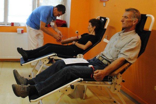 Darcovia. Darovali to najcennejšie, krv.