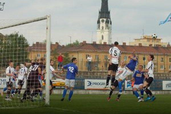 Nebolo to zlé, ale ani dobré. Rok 2013 – hlavne jeho jarná časť bude mať v FK Spišská Nová Ves prívlastok – záchranárska.