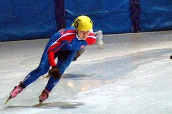 Slovenský rekord. Na otvorených majstrovstvách Slovenska vytvorila Tatiana Bodová nový rekord.