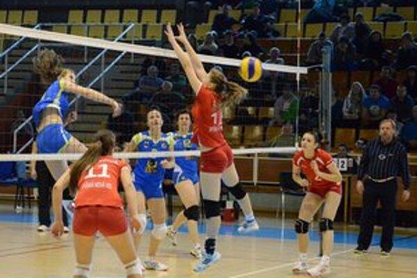 Bez setu. Proti Kežmarčankám neuhrali Spišiačky v dvoch zápasoch play–off ani set.
