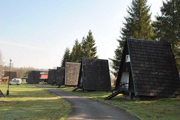 Podlesok. Jedna zo vstupných brán do Slovenského raja.