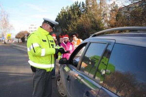 Šiestaci spoznali prácu policajných hliadok.