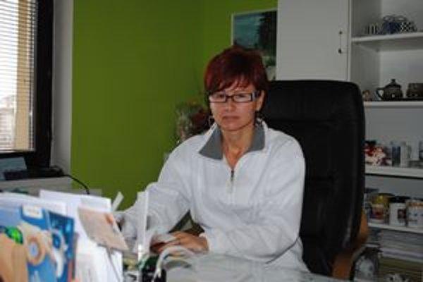 """Lekárka Viktória Kedžuchová pozná """"choroby"""" vianočných sviatkov."""