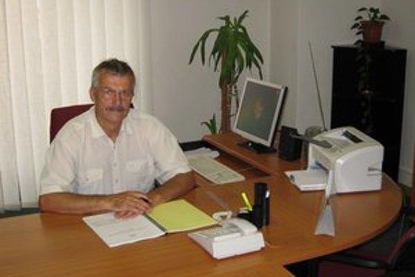 Peter Sedlačko je novým prednostom na Mestskom úrade v Levoči.