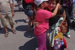 Sedem dní v tábore Korzárland. Deti i rodičia sa už zvítania nevedeli dočkať.