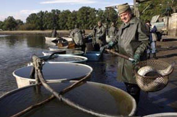 Majitelia rybníkov majú záujem čerpať peniaze z fondu. Zatiaľ im však chýbajú informácie.