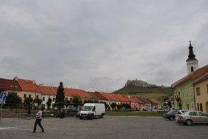 Spišské Podhradie. Mestskí policajti v uliciach mesta zatiaľ nebudú.