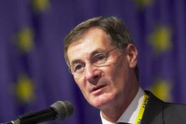 KDH nespresnilo, kedy by Slovensko malo prijať euro, Hrušovský len uviedol, aby termín prijatia eura bol pre občanov výhodný.