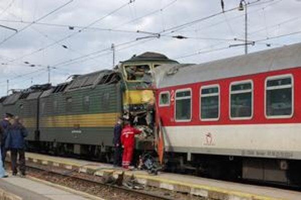 Tragédia. Stala sa na Železničnej stanici v Spišskej Novej Vsi 1. apríla 2010.