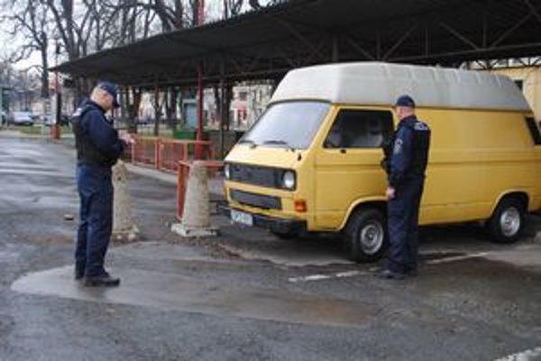 Maďarská dodávka. Na miestnom trhovisku bude stáť len do 16. apríla.