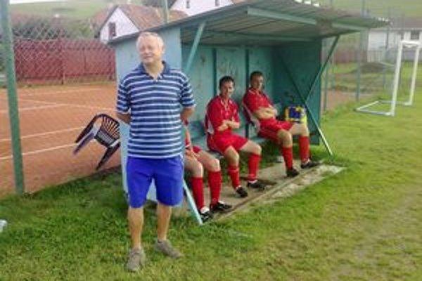 Bývalý brankár je naspäť v Harichovciach. Tentoraz Pavol Duľa zakotvil na trénerskom poste. Jeho hlavným cieľom je hrať dobrý futbal.