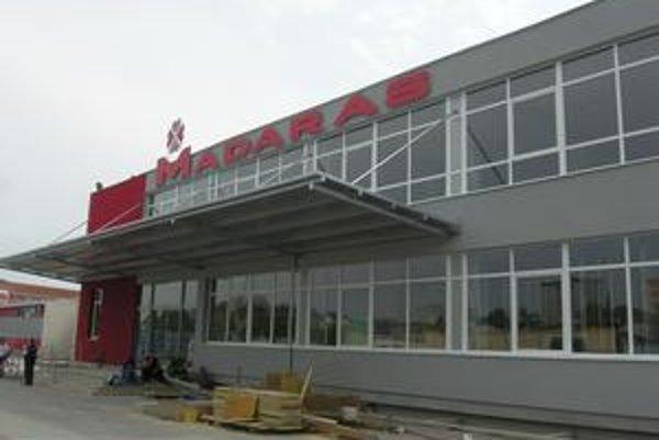 Novinka. V komplexe Madaras vznikne 600 pracovných miest.