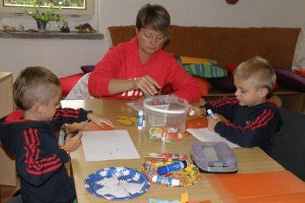Deti si môžu prázdniny spestriť aj v centrách voľného času.