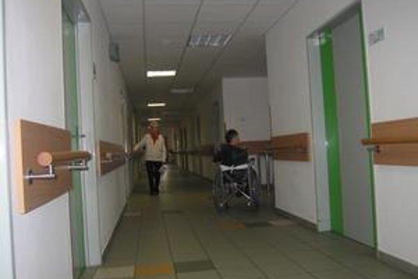 Domov dôchodcov. V krátkom čase tu opäť zaznamenajú zmenu na riaditeľskej stoličke.
