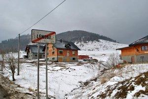 Lendak. Rázovitá obec pod Tatrami.