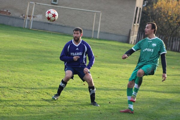 Posledný zápas sa hral vo veľmi chladnom počasí.