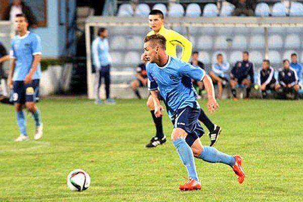Šimon Šmehyl strelil vBratislave dva góly, ale rezerva Slovana napokon otočila zápas!
