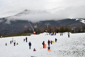 Lyžiarske stredisko v Tatranskej Lomnici
