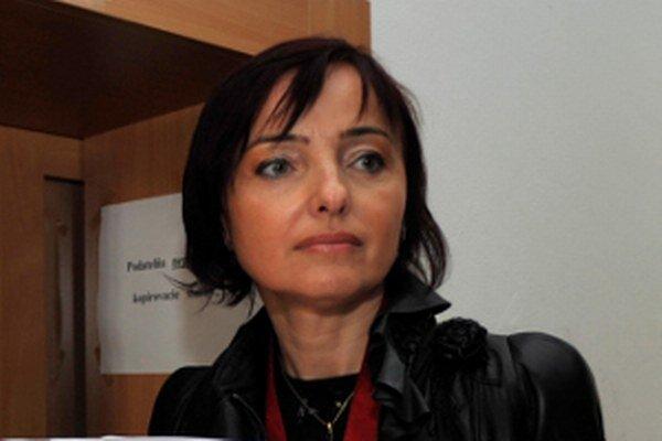 Primátorka Katarína Macháčková rokovala o zosuvoch s ministrom životného prostredia Petrom Žigom.