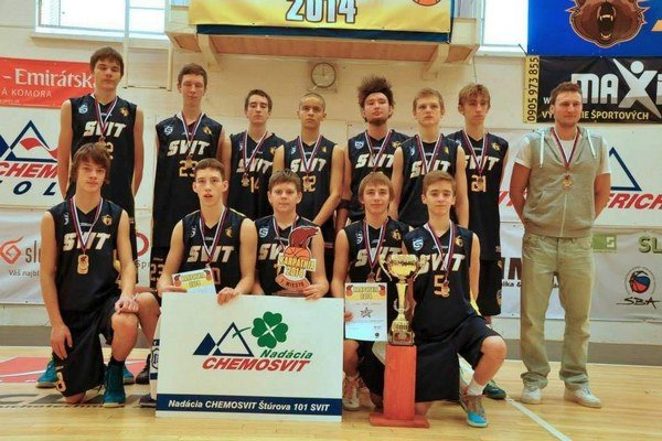 BKM Svit sa stal víťazom domáceho turnaja.