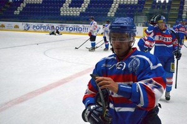 Jaroslav Jabrocký sa vracia do Popradu.