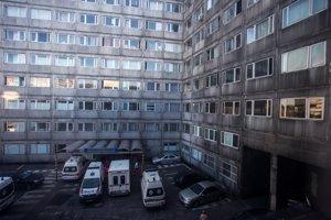 Nemocnica akademika Ladislava Dérera v Bratislave na Kramároch.