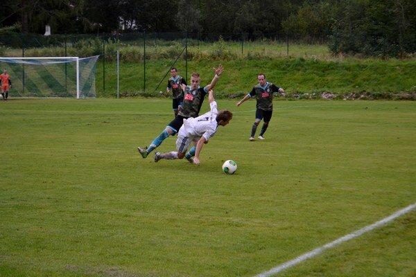 Na ťažkom teréne. Vysoké Tatry zdolali Vranov 2:0.