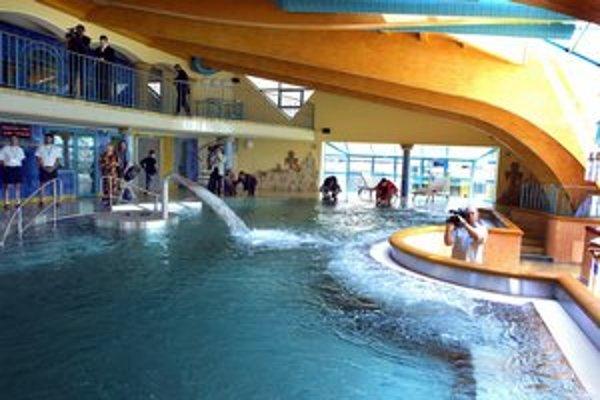Podiel v AquaCity vlani mestu Poprad zisk nepriniesol.