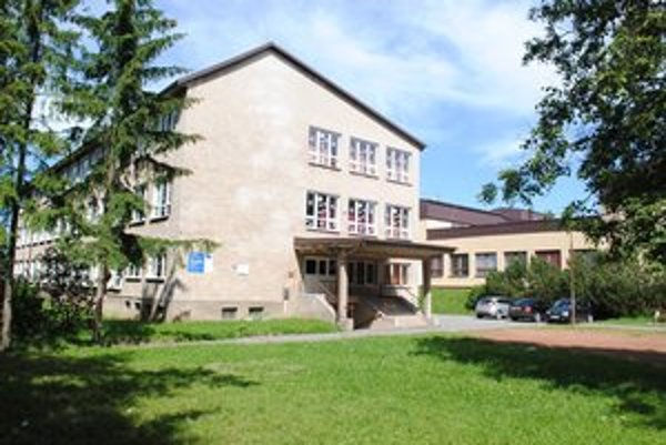 Základná škola v Poprade - Matejovciach.