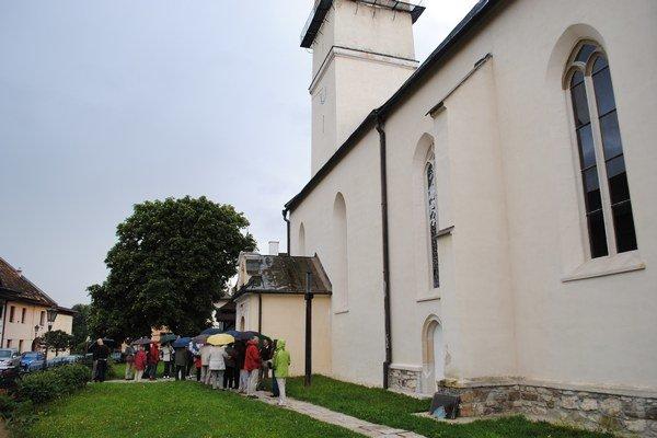 Kostol sv. Juraja.