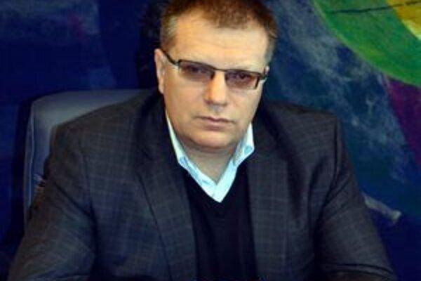 Zrealizuje sa projekt v Poprade? Prezident SFZ Ján Kováčik verí, že áno.