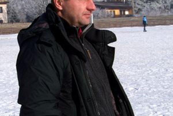 Pavol Šlosár. Prezident FK Poprad si zánik futbalu ťažko predstaví.