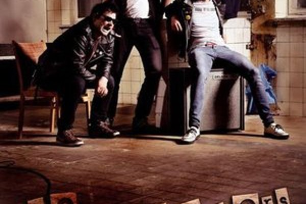 The Bullboxers. Nahrali druhý album.