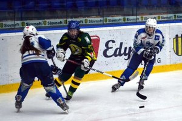Vydretý postup do finále. Popradčanky sa poriadne potrápili s Prešovom.