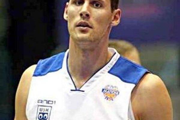 Peter Sedmák. V drese USK Praha zažil výbornú sezónu.