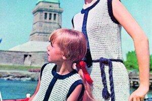 Móda matiek a dcér v 60. rokoch