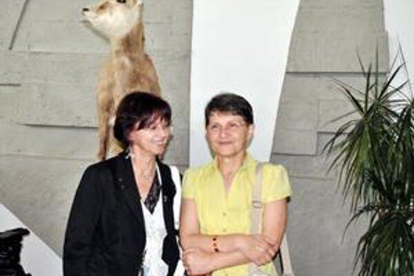Lidia Maląg a Ana Hoegerová. Víťazky sa vďaka súťaži spriatelili. Hovoria, že si budú určite pravidelne písať.
