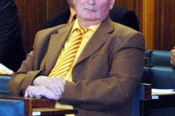 Odvolaný riaditeľ. Ján Orlovský vo svojej funkcii skončil po niekoľkých rokoch.