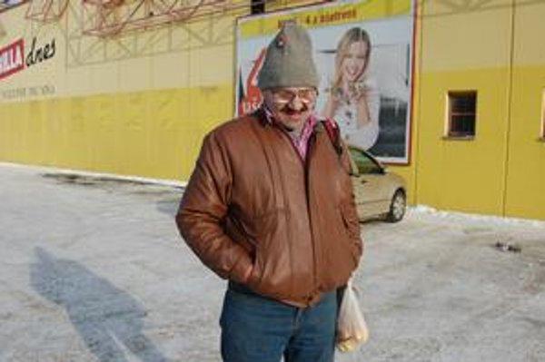 Jozef Šveda. Pred niekoľkými dňami ho pustili z väzenia. Tentoraz sedel kvôli omeškaným alimentom.