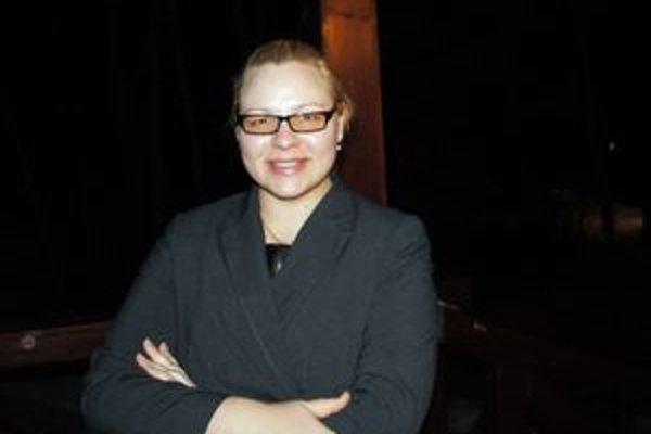 Zoja Bondarová. Na vychytené zápasy jej sprostredkovatelia ponúkajú predražené lístky.