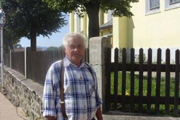 Michal Králik. Starosta Spišského Bystrého sa podľa neho o obec dobre stará.