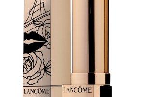 Rúž L' Absolu Rouge s vysokým obsahom pigmentov v sýtej purpurovej, Lancôme, 38,5 €