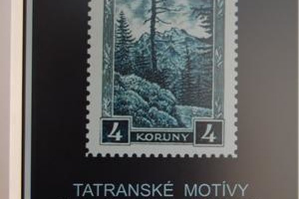 V knihe sú známky od 1. Československej republiky až podnes.