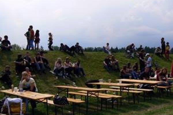 Pre mladé kapely. Festival mení miesto. Vstupné zadarmo ostáva.