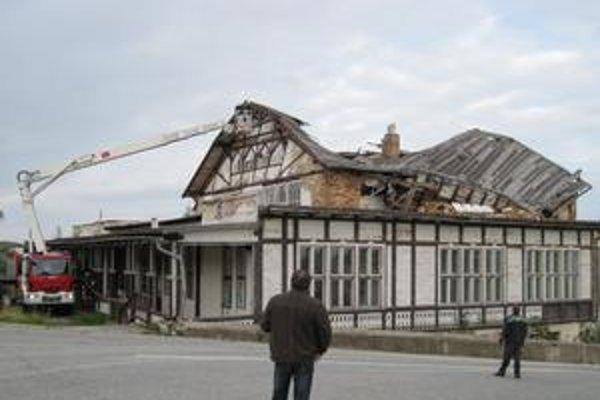 Nie je výnimkou. Príbeh Westerheimu, žiaľ, kopíruje osud viacerých tatranských architektonických skvostov.