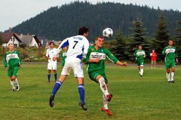 Štrba podľahla doma Hranovnici (0:3).
