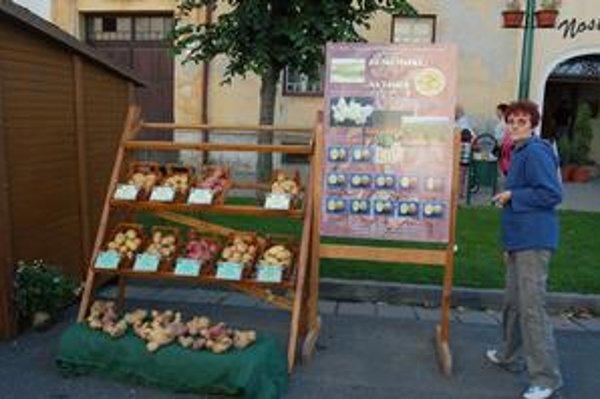 Unikátny zemiakarsky jarmok by ste veruže široko-ďaleko hľadali márne. Je jediným na Slovensku.