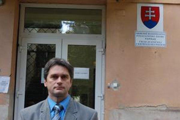 Ján Štefaňák. Odbor justičnej polície sa prípadmi častého zneužívania maloletých zaoberá veľmi často. Tento rok ich už evidujú vyše dvadsať.