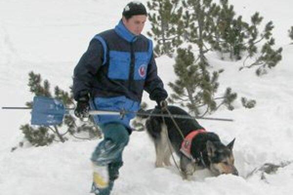 Lavíny patria k najväčším objektívnym nebezpečenstvám v zimných vysokých horách.